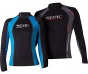 SEAC SUB WARM GUARD LONG SLEEVE RASH GUARD