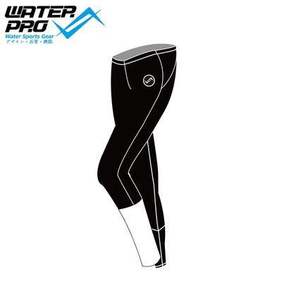 Water Pro Two Tone Rash Pant UPF 50+