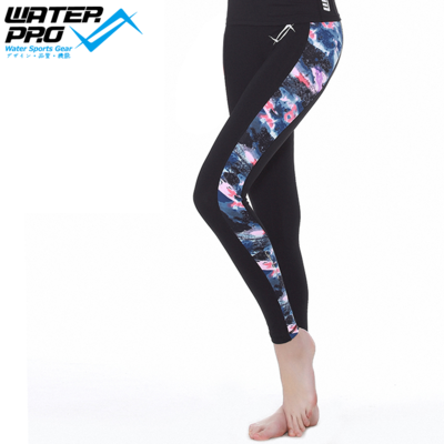WATER PRO RASH PANTS GALAXY / TEMPERA UPF50