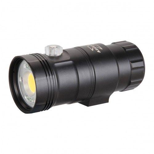 X-ADVENTURER M6000-WRBT Undetwater Video Light (Wide light + Red light + Blue light + Ambient light)
