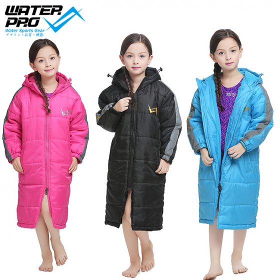 Water Pro Swim Parka Warm Coat Adults Kids