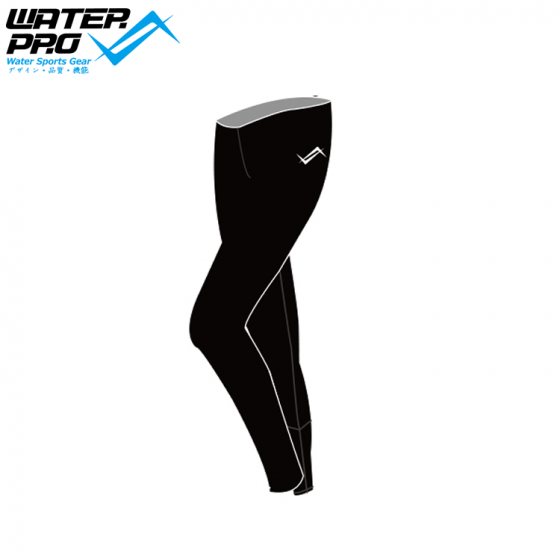 Water Pro Rash Guard Pants Long