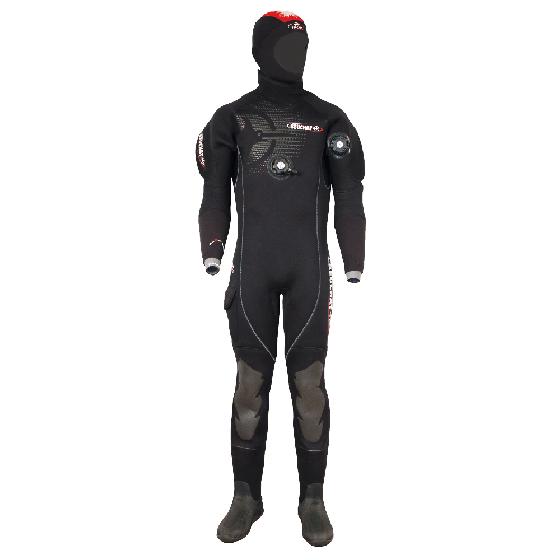 ICEBERG DRY 6.5mm Neoprene Dry Suit