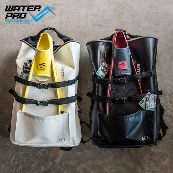 WaterPro PVC Dry Backpack 40L