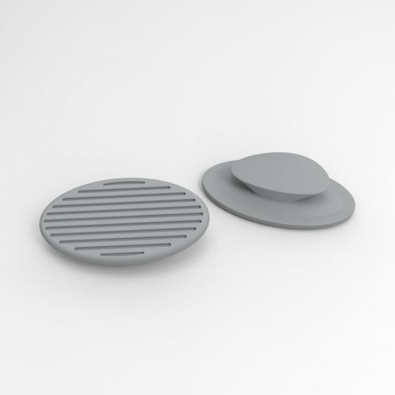OCTOPUS replacement pads for CARBON noseclip