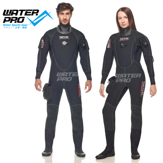 SEAC SUB WARMDRY DRY SUITS