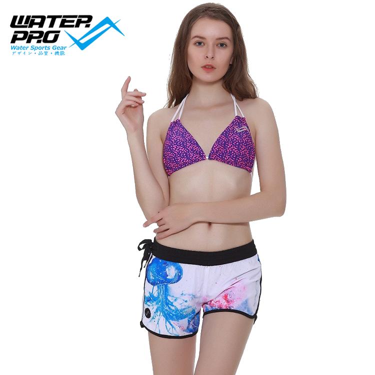 Quần bơi nữ ngắn Water Pro