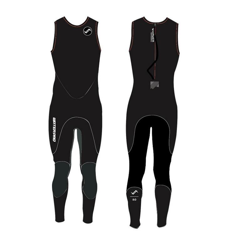 Bộ đồ lặn biển cao cấp Water Pro Long Jack Long John 3mm Wetsuit