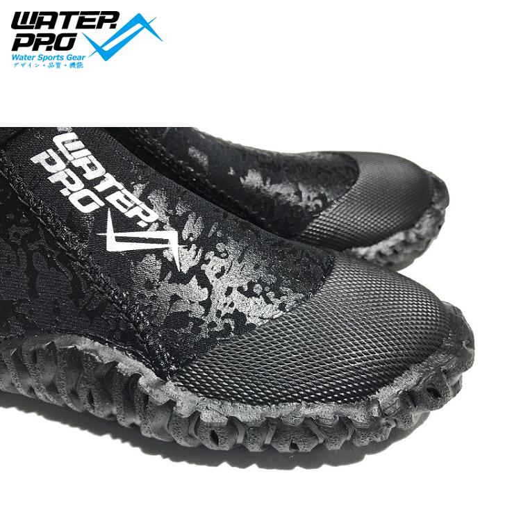 Giày lặn biển thấp cổ Water Pro 3mm