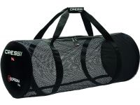 Cressi GORGONA Mesh Bag 107L Scuba Diving Equipment Bag