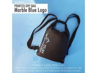 WATER PRO PRINTED DRY BAG BACKPACK 15L