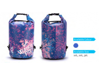 Water Pro 10L/20L/30L Dry Bag with Waterproofing Membrane Spark