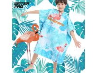 Water Pro Microfiber Beach Poncho Kids