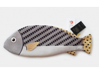 PAAPAOW Sweetlips fish pouch (PET bottles waste recycled fabric)