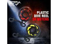 Water Pro 30M Plastic Dive Reel