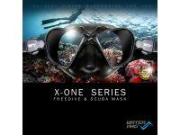 Water Pro X-One Mask Black