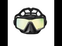 OMER Anea mask monolens silicone black mirror lenses