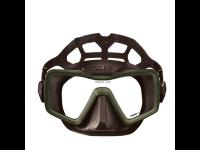 OMER Apnea mask monolens brown silicone
