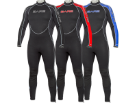 BARE 3MM VELOCITY WESUIT