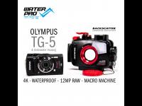 Olympus Tough TG-5 w/ Underwater case