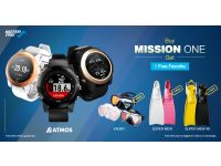 ATMOS MISSION ONE DIVE COMPUTER Gold W/ ONE FREE MASK OR FINS
