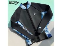 Water Pro 3MM Leather Flexa Jacket Female