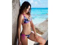 VODA SWIM Miami Envy Push Up ® Double String Bikini Top