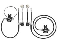 SCUBAPRO SIDEMOUNT REGULATOR KIT-MK25 EVO/G260