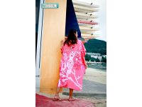 OCEANARIUM T17 PGYMY SEAHORSE CLOAK TOWEL (FREE SIZE)*105CM X 85CM*
