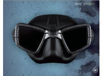 OMER UP-M1C carbon mask + UP-NC1 nose-clip