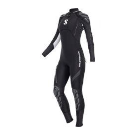 SCUBAPRO EVERFLEX 3/2mm Steamer Wetsuit, Women