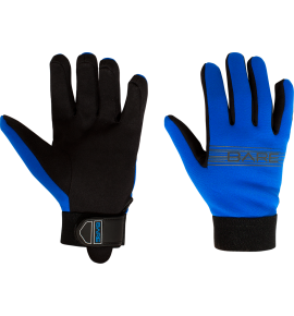 2MM TROPIC SPORT FIVE-FINGER GLOVE - UNISEX 潛水手套