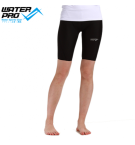 Water Pro Rash Shorts/Black