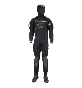 ICEBERG DRY 6.5mm Neoprene Dry Suit