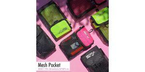 Water Pro Mesh Pocket SMB Bag