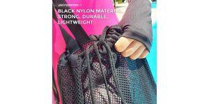 Water Pro Fins Bag Mesh Bag 33*90CM