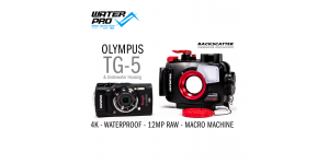 Olympus Tough TG-5 w/ Underwater case