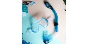 Water Pro Dolphin Kids Mask & Snorkel Set