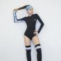 WATER PRO 2.5mm Free diving Bodysuit & Socks